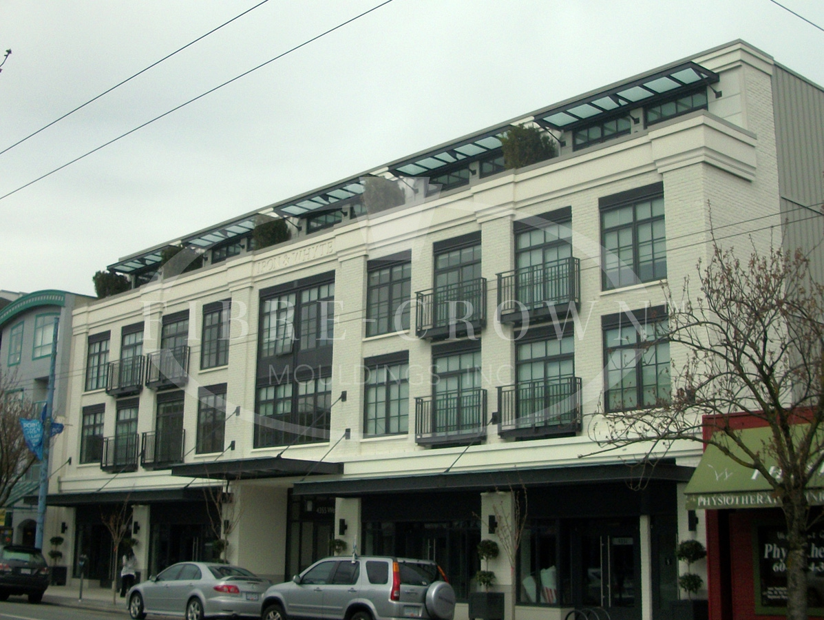 Apartment Buildings Vancouver